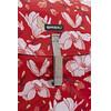 Basil Magnolia Gepäckträger Doppel-Tasche 35l poppy red